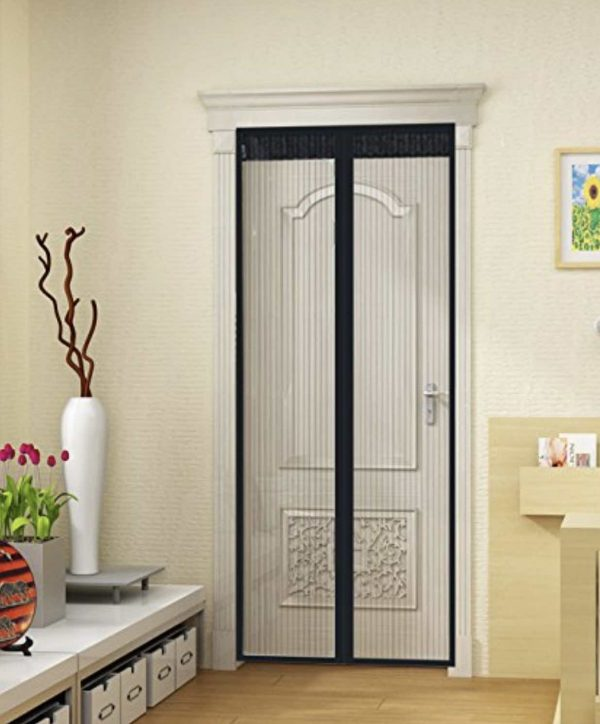 magnetic fly screen door supplier