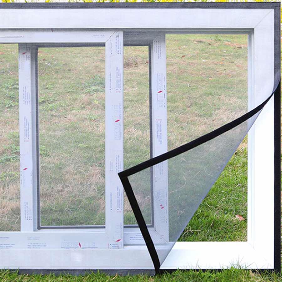 diy velcro window screens