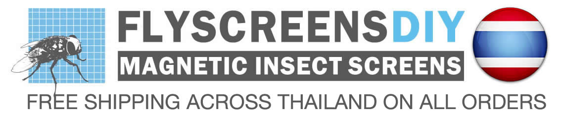 Magnetic Flyscreens | Thailand